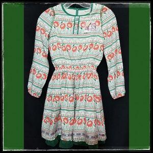 Matilda Jane*Girls Dressy Long-Sleeve Dress